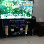 Lắp Dàn Karaoke Với Đầu Karaoke Đỉnh Arirang Smart K+ Anh Tuấn_Quận 9