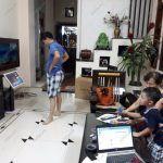 Lắp Ghép Dàn Karaoke Cao Cấp Sử Dụng Main Và Mixer Cho Chị Mai