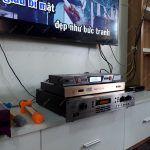 Lắp Dàn Karaoke Gia Đình Sử Dụng Amply Karaoke Cho Anh Trung – Bình Phước