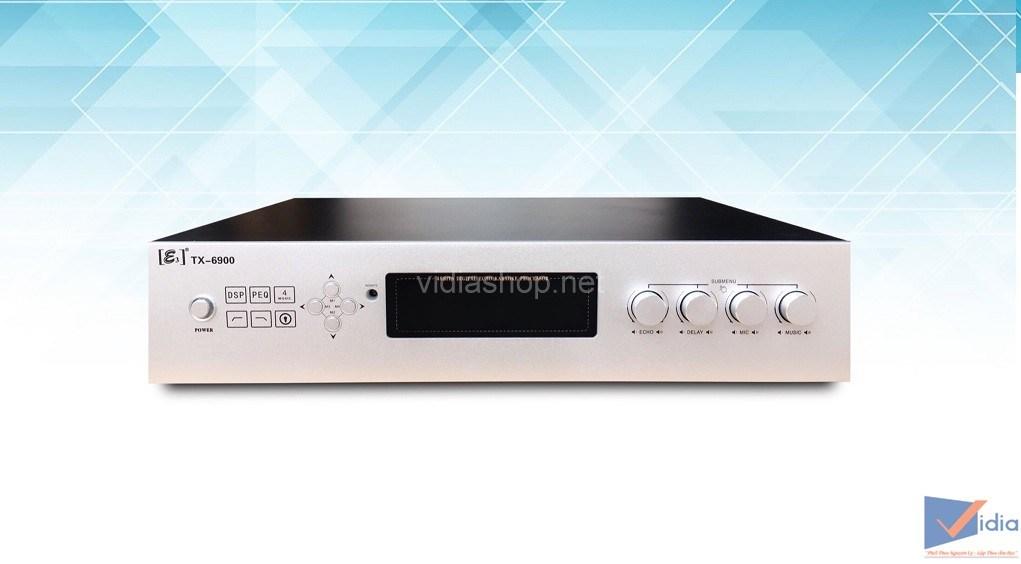 Hướng Dẫn Sử Dụng Amply Digital E3 TX6900 Đúng Cách