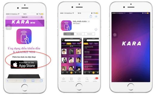 Tải App Kara M10