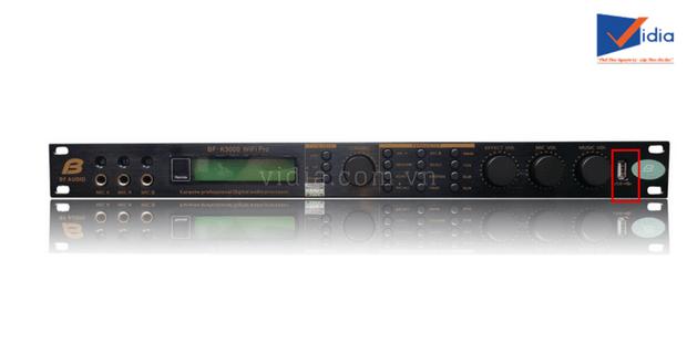 Hướng dẫn cân chỉnh bằng phần mềm mixer K3000 Wifi Pro