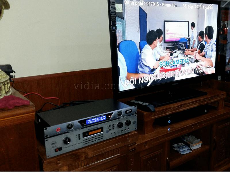 Ngỡ Ngàng Với Dàn Karaoke Digital Tại Gia Đình Anh Minh- Quận 7