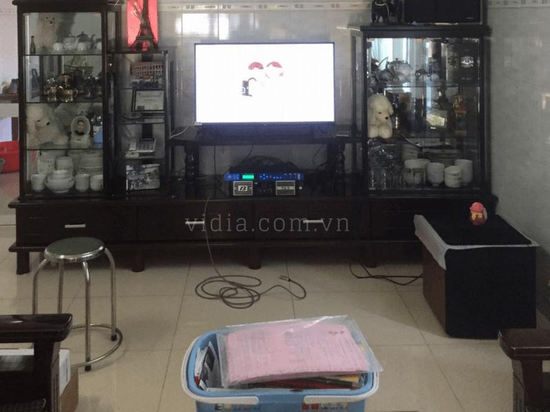vidia lắp dàn karaoke