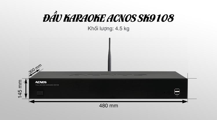 Acnos SK9108 (2TB)