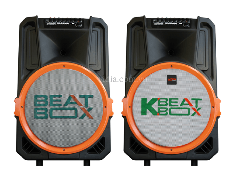 Soncamedia Thông Báo Về Việc Sử Dụng Song Song 2 Logo Beatbox Và KBeatbox