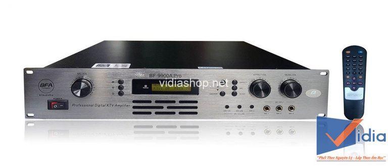 amply karaoke chống hú Bfaudoo K9900A Pro