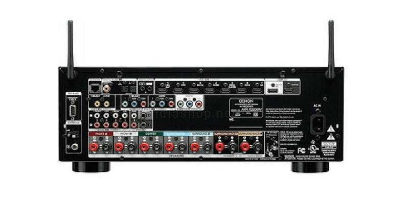 Denon AVR-X2100WBKE1