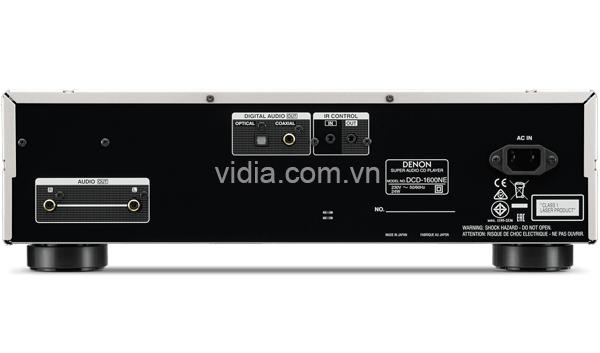 Đầu CD Denon DCD-1600NE BKE2