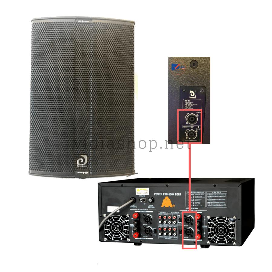 Tham Khảo Cách Sử Dụng Loa DE Acoustic DP10 Đơn Giản
