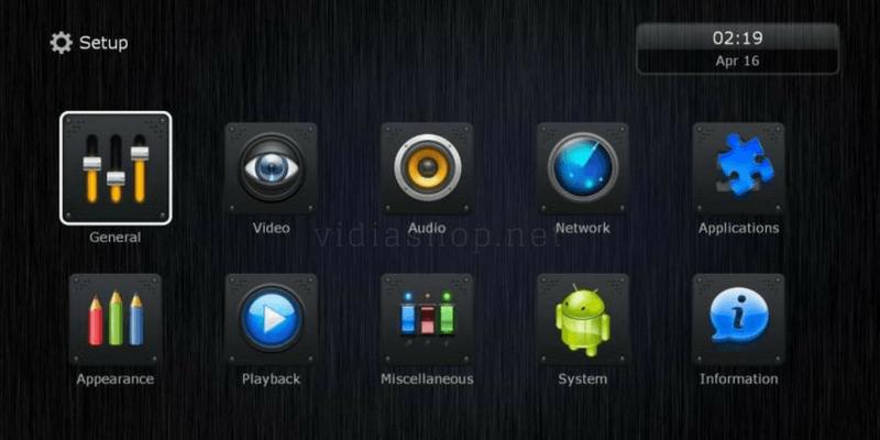 Hướng dẫn sử dụng đầu hướng dẫn sử dụng đầu Dune HD Pro 4K Android