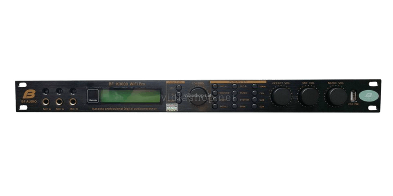 Mixer karaoke Bfaudio K3000 Wifi Pro