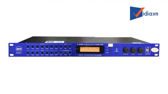 BFAUDIO K-306N AUDIO & KTV – HOME