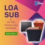Loa sub là gì và đóng vai trò thế nào trong dàn karaoke?