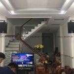 Lắp Đặt Dàn Karaoke Gia Đình Cho Anh Sơn Quận 12
